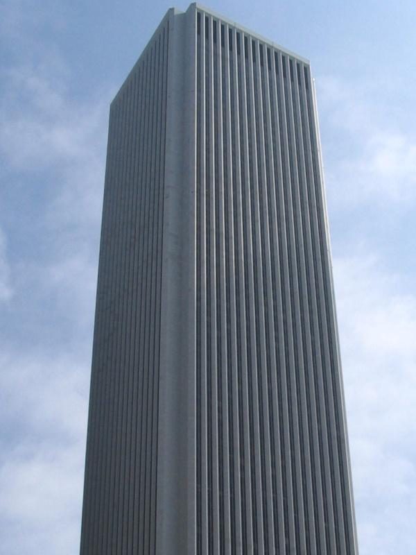 Edificios de papel