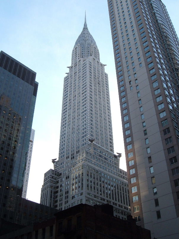 chrysler building new york new york united states. Black Bedroom Furniture Sets. Home Design Ideas