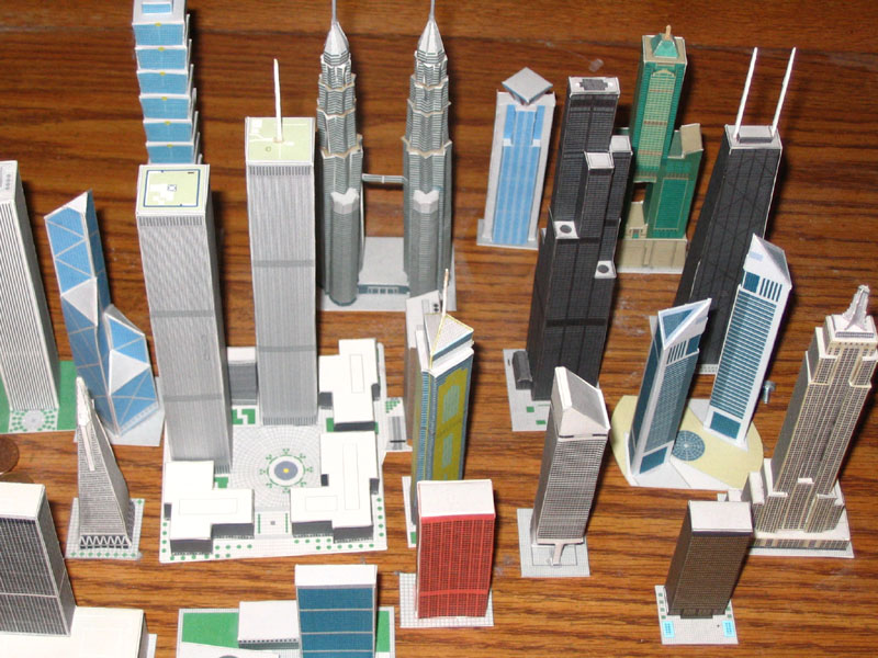 STR's First Models - SkyscraperCity